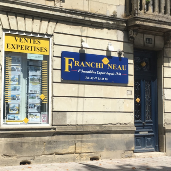 facade franchineau immobilier